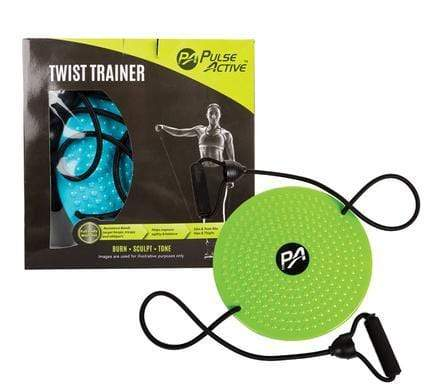 Pulse Active Twist Trainer With Resistant Bands Snatcher Online Shopping South Africa
