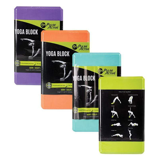 Pulse Active Yoga Foam Block Snatcher Online Shopping South Africa