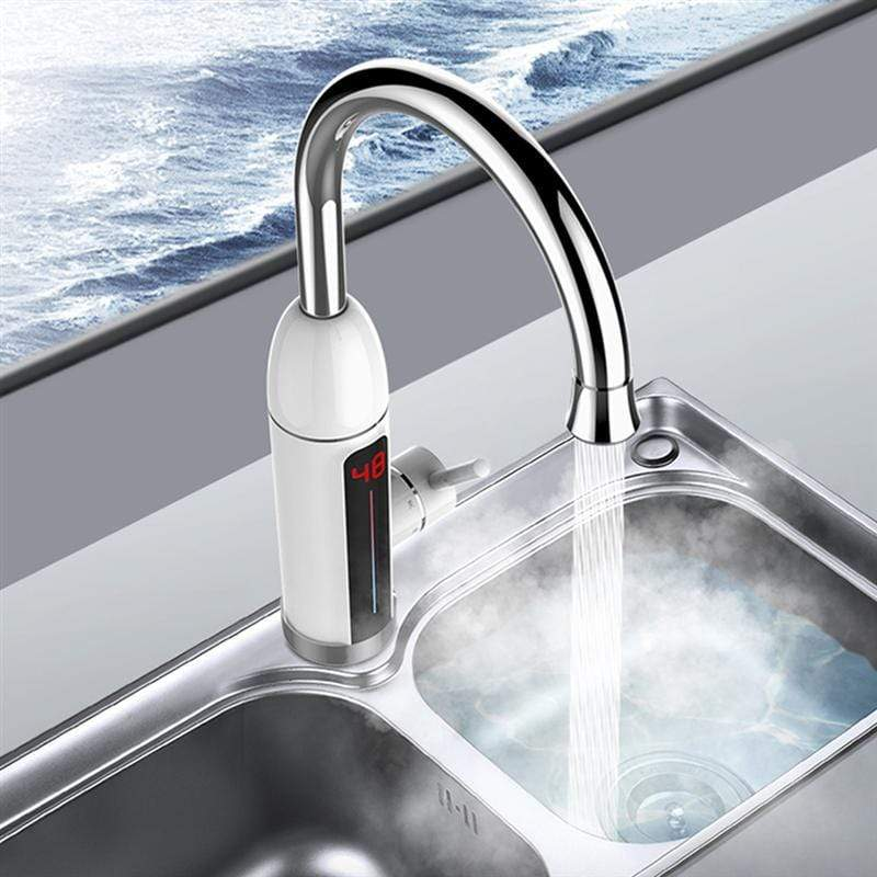 Quick Heating Water Faucet