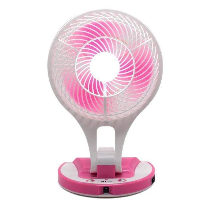 Rechargeable Fan With LED Light Snatcher Online Shopping South Africa