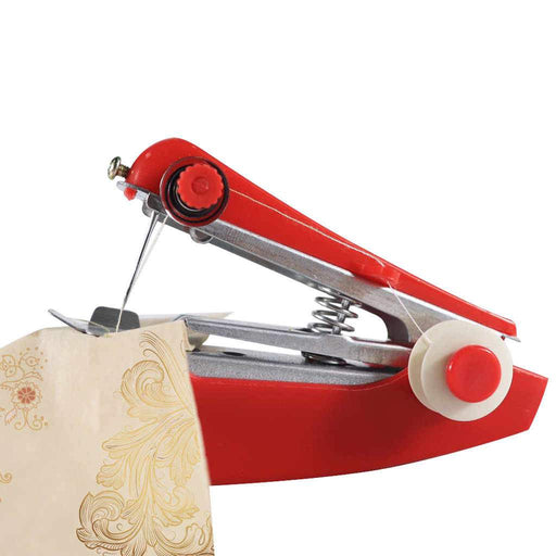 Red Mini Handheld Sewing Machine Snatcher Online Shopping South Africa