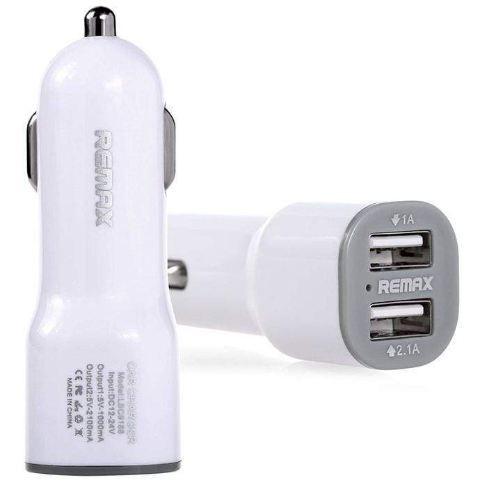 Remax Dual Car Charger Snatcher Online Shopping South Africa
