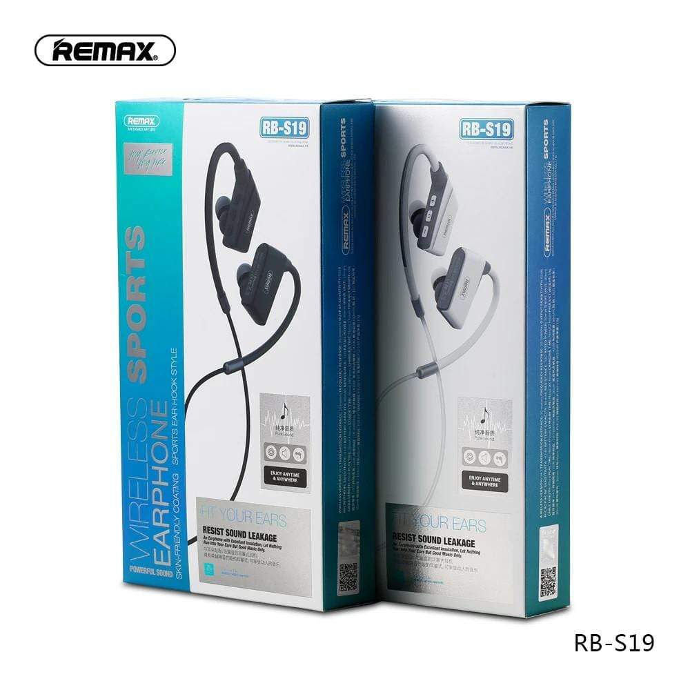 Remax RB-S19 Bluetooth Headset Snatcher Online Shopping South Africa