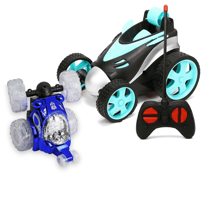 Remote Control Car Combo 27MHZ - Blue Snatcher Online Shopping South Africa