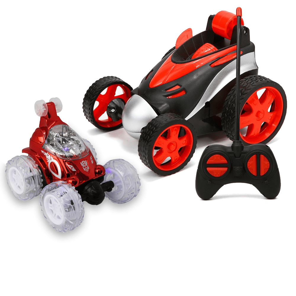 Remote Control Car Combo 40MHZ - Red Snatcher Online Shopping South Africa