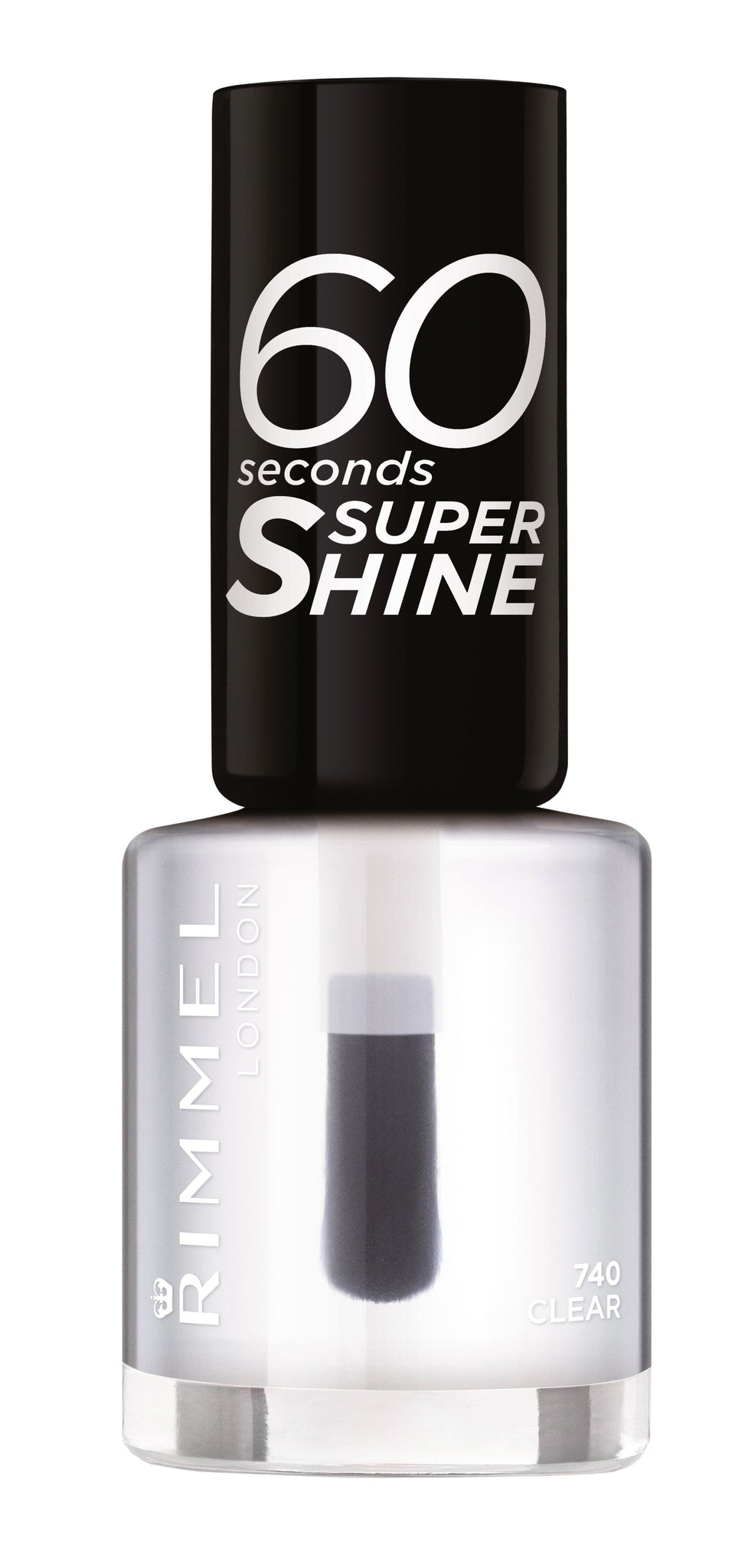 Rimmel 60 Seconds Nail Polish 740 - Clear Snatcher Online Shopping South Africa