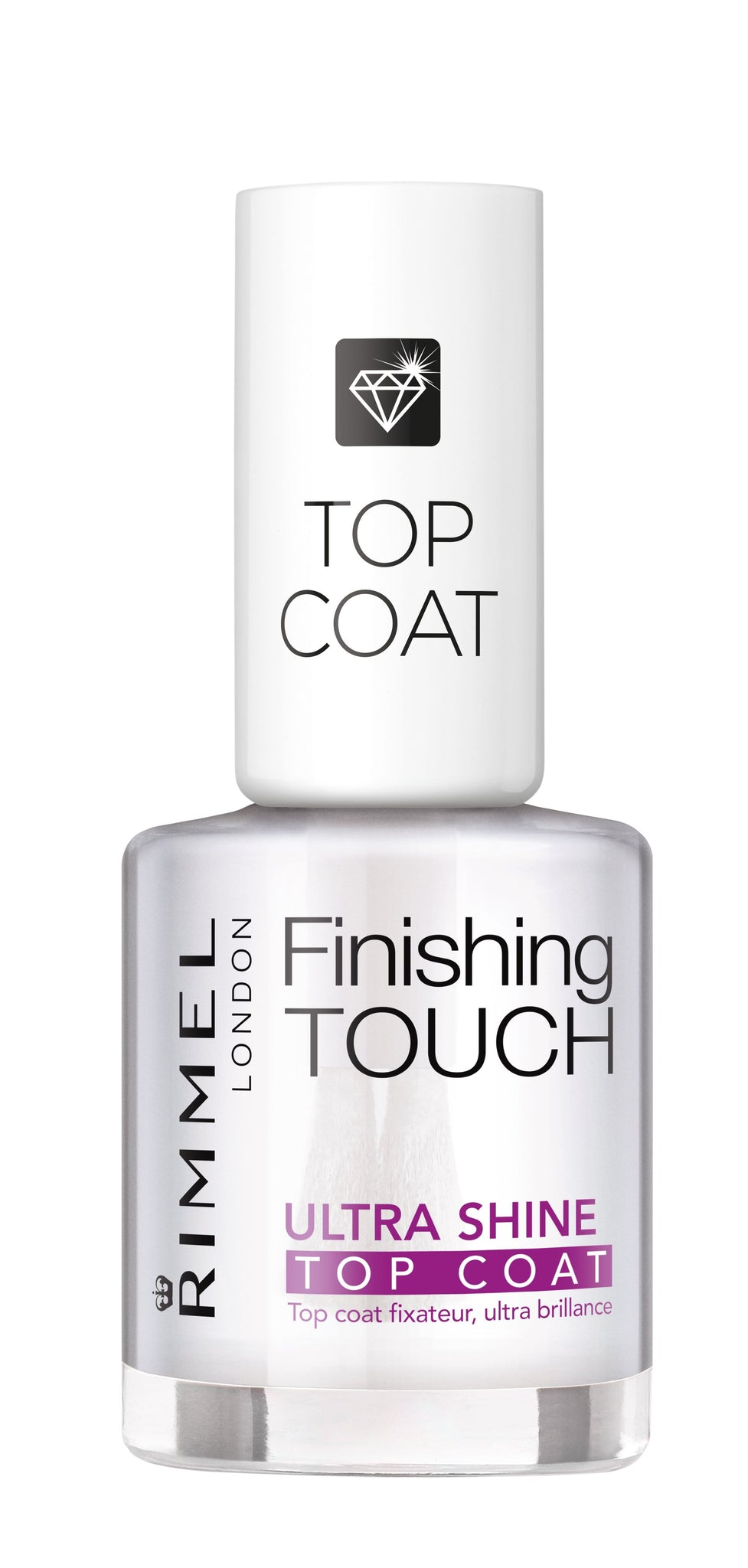 Rimmel Nailcare Ultra Shine Top Coat Snatcher Online Shopping South Africa