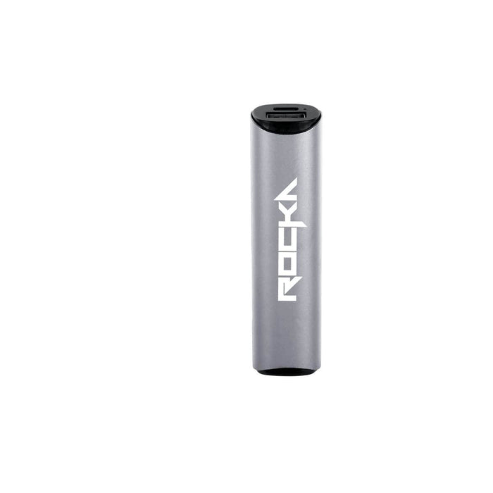 Rocka Surge Series 2600mAh Power Bank - Silver Snatcher Online Shopping South Africa