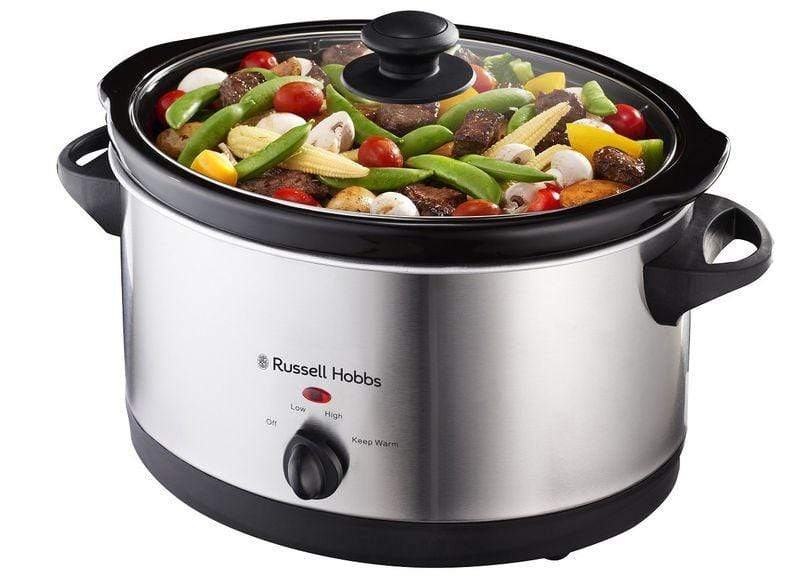 Russell Hobbs -Slow Cooker 6.5L Snatcher Online Shopping South Africa