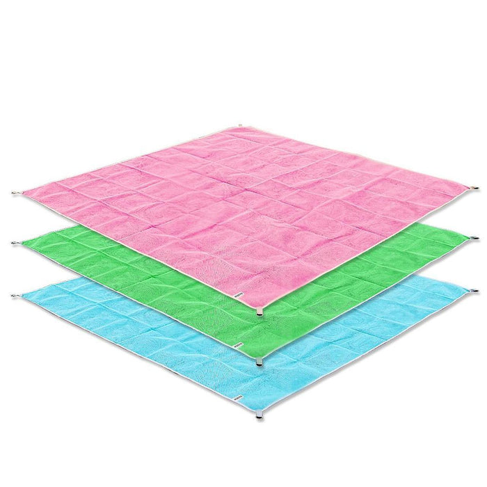 Sand-Free Beach Mat Pink Snatcher Online Shopping South Africa