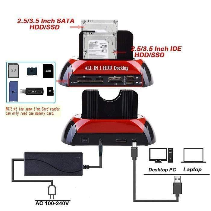 SATA HDD Docking Station Snatcher Online Shopping South Africa
