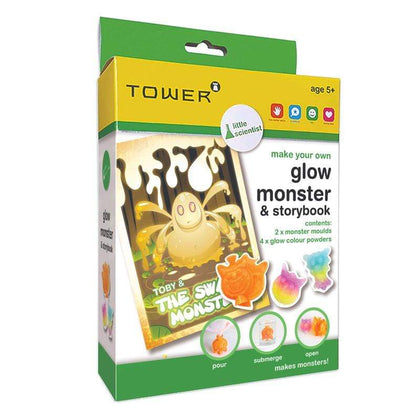 Science Kits Bubbles & Monster Glow Set Snatcher Online Shopping South Africa