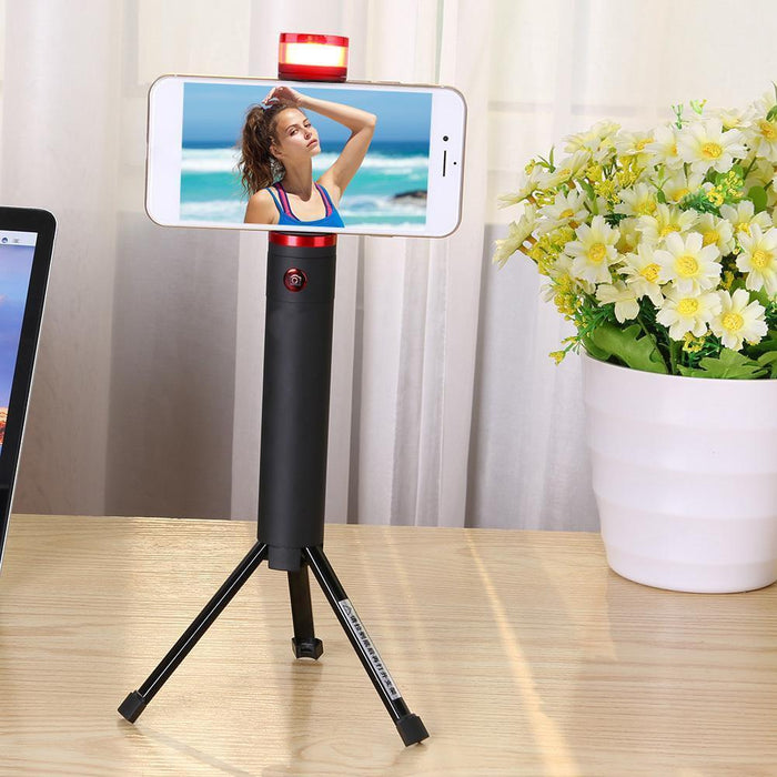 Selfie Stick With Built In Light And Tripod Snatcher Online Shopping South Africa