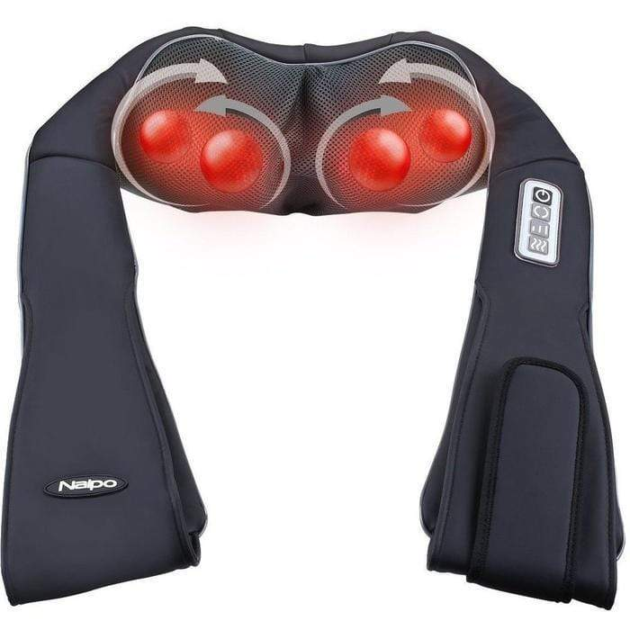 Shiatsu 3D Rotating Massager With Rechargeable Battery (Cordless) Snatcher Online Shopping South Africa