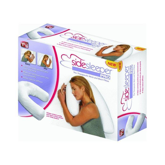 Sidesleeper Pro- Therapeutic Neck And Back Pillow Snatcher Online Shopping South Africa