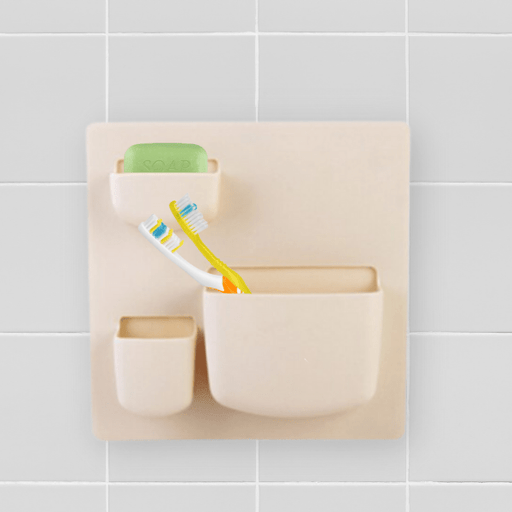 Silicone Bathroom Wall Organiser Snatcher Online Shopping South Africa