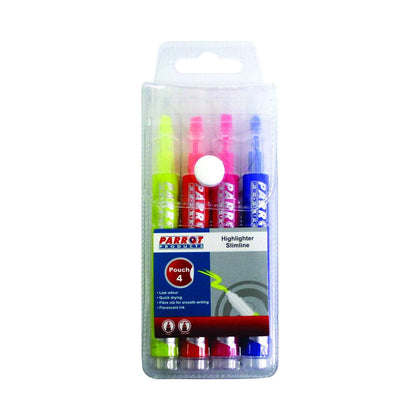 Slimline Highlighters (Pouch 4) Snatcher Online Shopping South Africa