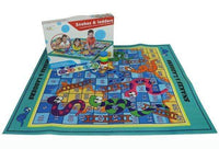 Snakes & Ladders Giant Mat for Kids Snatcher Online Shopping South Africa