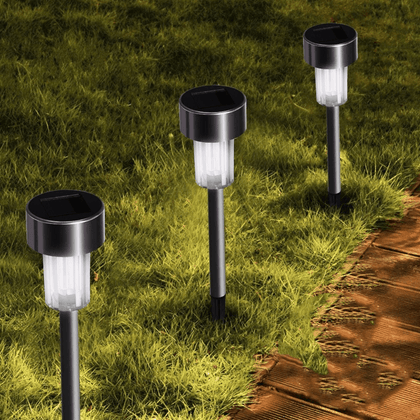 Solar Garden Light- Pack of 4 Snatcher Online Shopping South Africa