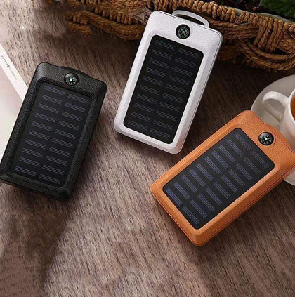 Solar Power Bank With Compass And Light Brown Snatcher Online Shopping South Africa