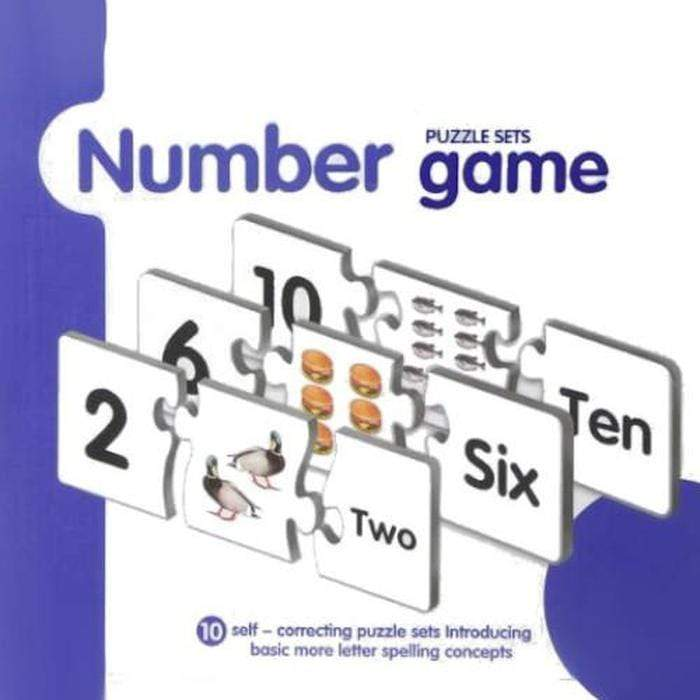 Spelling And Matching Puzzle Sets Numbers Game Snatcher Online Shopping South Africa