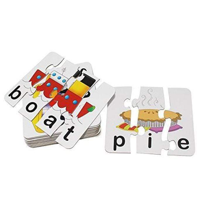 Spelling And Matching Puzzle Sets Snatcher Online Shopping South Africa