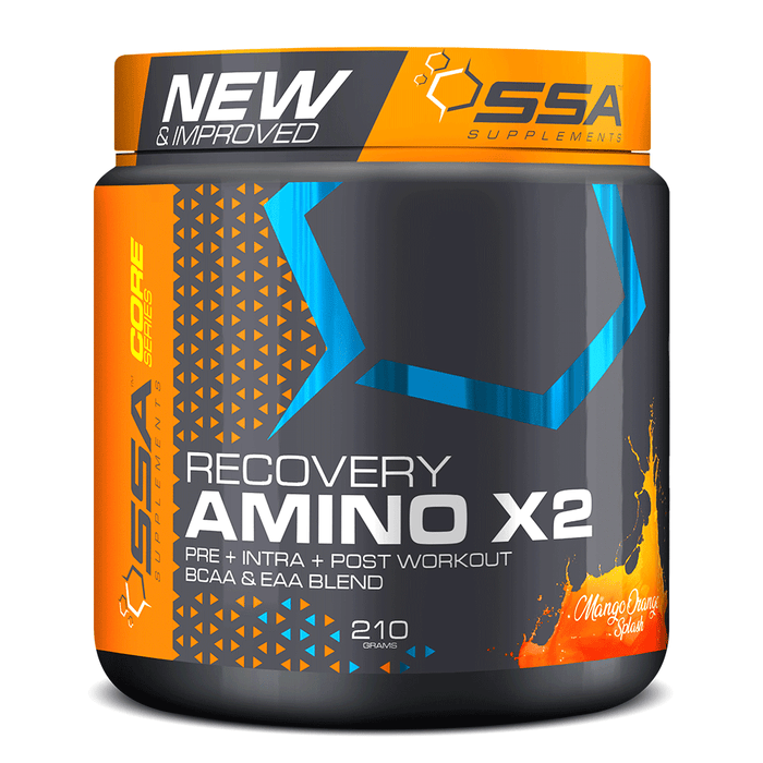 SSA Recovery Amino-X2 Mango Orange Splash Snatcher Online Shopping South Africa