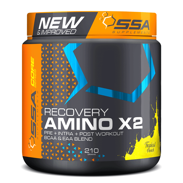 SSA Recovery Amino-X2 Tropical Punch Snatcher Online Shopping South Africa