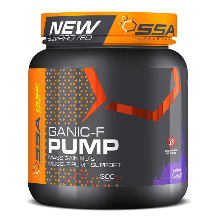 SSA Supplements -Ganic-F Pump Crimson Current Snatcher Online Shopping South Africa