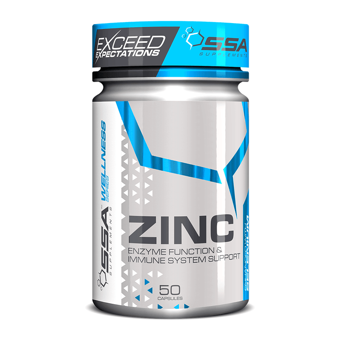 SSA Zinc - 50 Capsules Snatcher Online Shopping South Africa