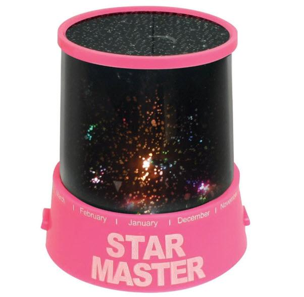 STAR MASTER - Gizmos Star Projector - Black Snatcher Online Shopping South Africa