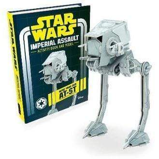 Star Wars Imperial Assault Activity Book And Model Snatcher Online Shopping South Africa