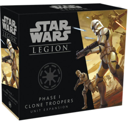 Star Wars: Legion Phase I Clone Troopers Unit Expansion Snatcher Online Shopping South Africa