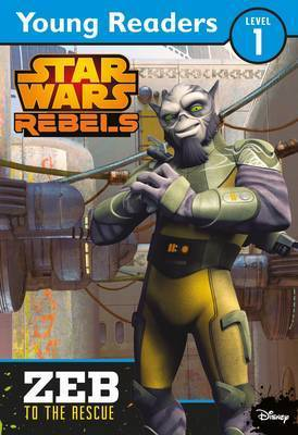 Star Wars Rebels - Zeb To The Rescue Snatcher Online Shopping South Africa