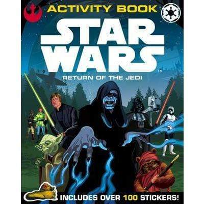 Star Wars - Return Of The Jedi Activity Book Snatcher Online Shopping South Africa