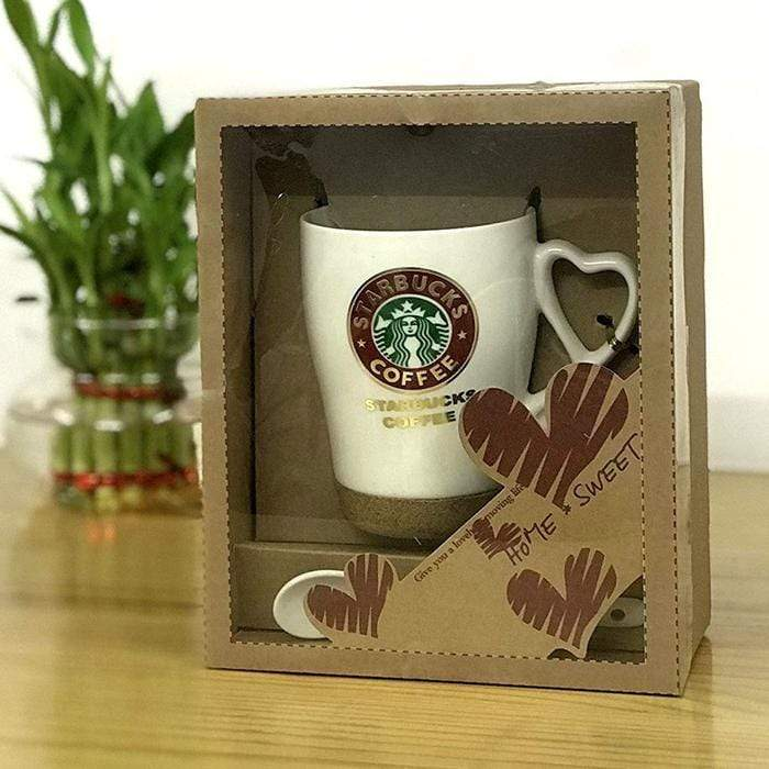 Starbucks Ceramic And Cork Coffee Mug Snatcher Online Shopping South Africa