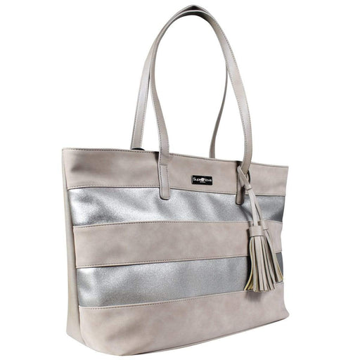 Supanova Tassles Ladies Laptop Bag - Taupe Snatcher Online Shopping South Africa