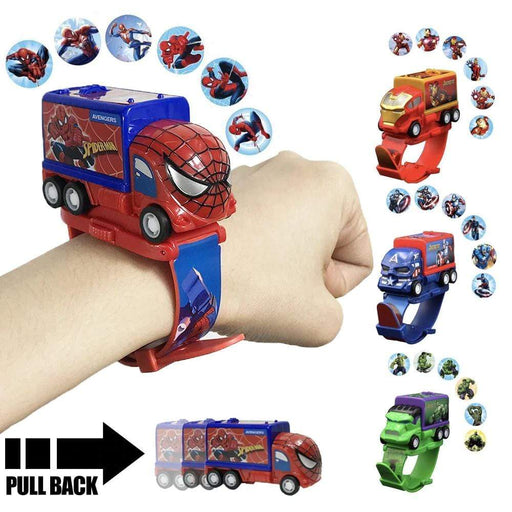 Superhero Kids Watch Toy Snatcher Online Shopping South Africa