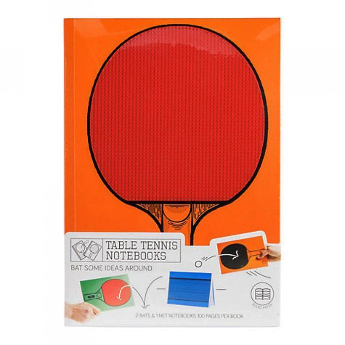 Table Tennis Note Book Set Snatcher Online Shopping South Africa