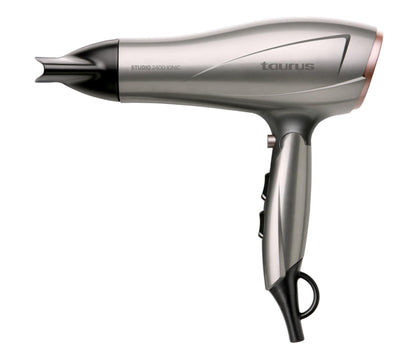 Taurus Hair Dryer Silver 3 Speed 2400W