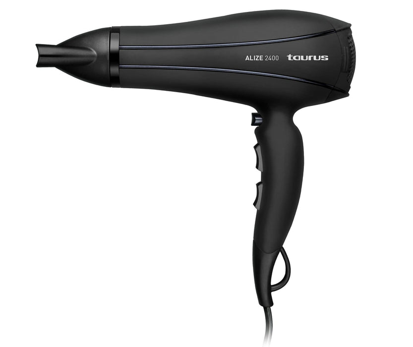 "Taurus Hair Dryer With Diffuser Plastic Black 2400W ""Alize 2400"" Snatcher Online Shopping South Africa"
