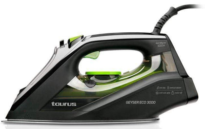 Taurus Iron Steam / Dry / Spray Anodized Black 330ml 3000W
