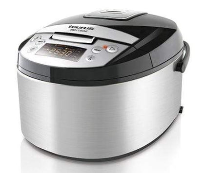 Taurus Multi Cooker Stainless Steel Black 5L 860W