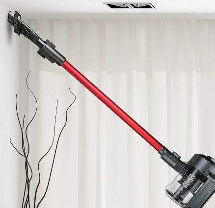 "Taurus Vacuum Cleaner Cordless Upright Plastic Red 22.2V ""Ultimate Lithium"" Snatcher Online Shopping South Africa"