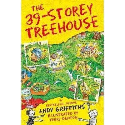 The 39-Storey Treehouse Snatcher Online Shopping South Africa