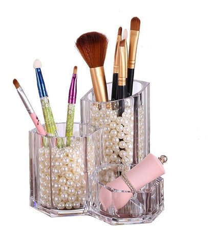 Three Compartment Cosmetics Organizer Snatcher Online Shopping South Africa