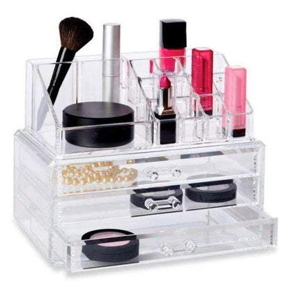 Three Drawer Cosmetic Organizer Snatcher Online Shopping South Africa