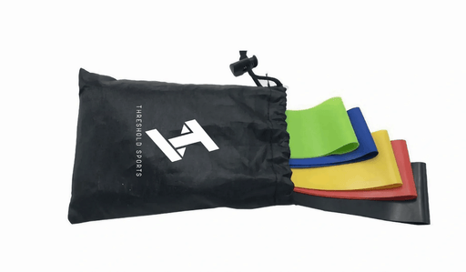 Threshold Sports Set of 5 Resistance Bands Snatcher Online Shopping South Africa