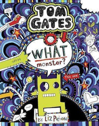 Tom Gates 15_ What Monster? Snatcher Online Shopping South Africa