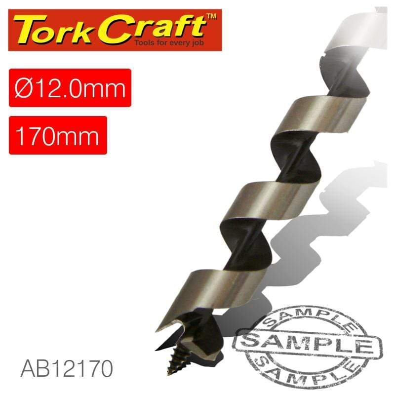 Tork Craft Auger Bit 12 X 170Mm Pouched Snatcher Online Shopping South Africa